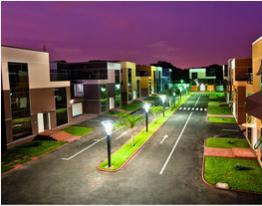 Avenue Lincoln Wonda World - Ghana Real Estate Developers Project