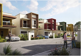 Caliente Buena Vista Homes - Ghana Real Estate Developers Project