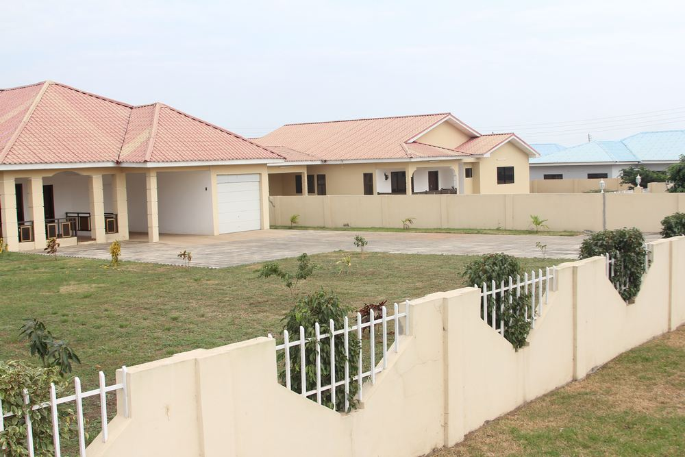 High end homes devtraco limited ghana real estate for High end house builders