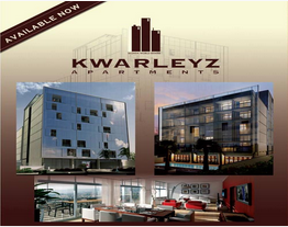 Kwarleyz Apartments Wonda World - Ghana Real Estate Developers Project