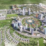 Ghana Real Estate Developers - Wonda World Petronia City Project - Takoradi Ghana