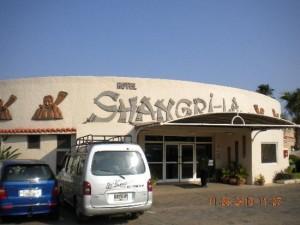 Hotel Shangri-la Ghana