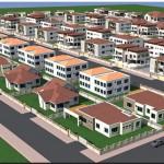 Elegant Homes Ghana Siteplan