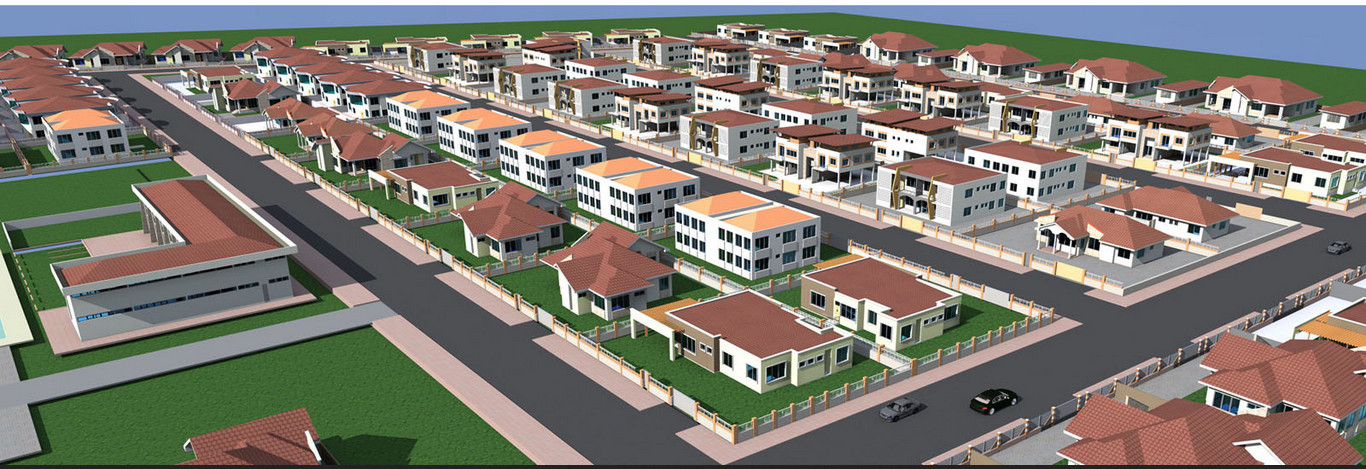 Elegant Courts Ghana Real Estate Developers And Properties