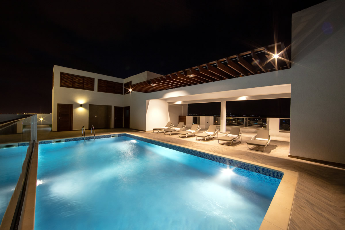 The gallery ghana real estate developers and properties - 24 hour fitness with swimming pool locations ...