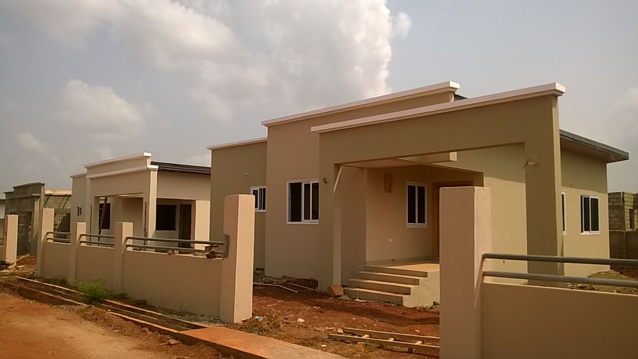 Contemporary 3 bedroom house for sale ghana real - Average cost to move a 3 bedroom house ...