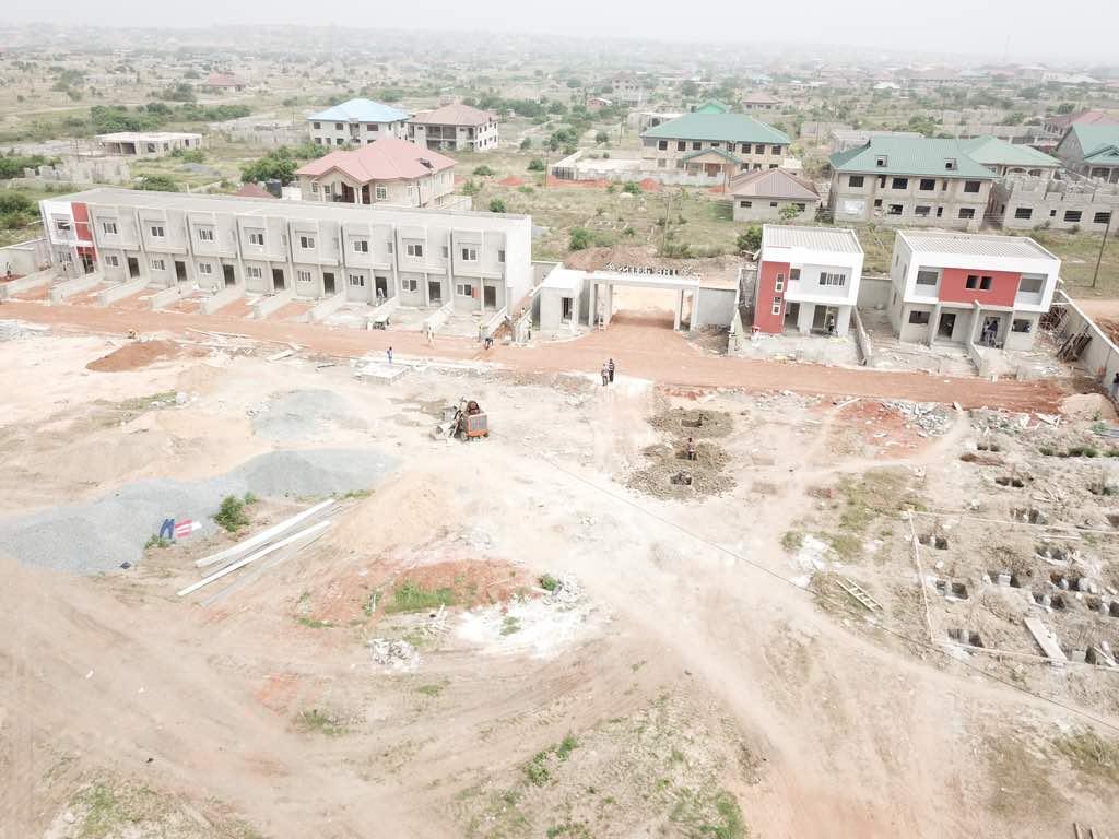 2 Bedrooms At Tema Community 25 Ghana Real Estate