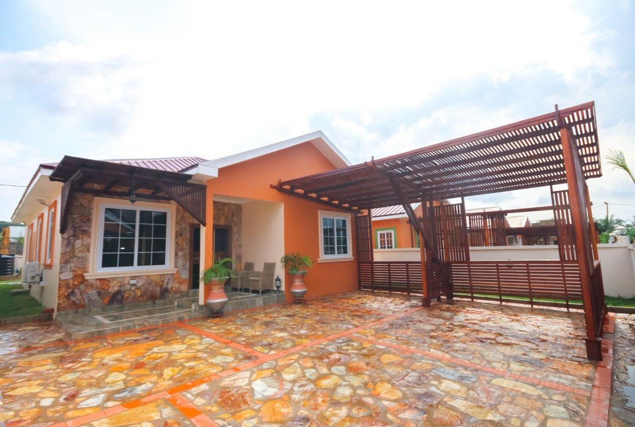 Lindsay Enclave Achimota Golf Hills Ghana Real