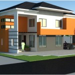 Devtraco Limited High End Homes 3d