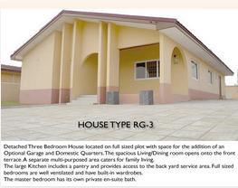Katamanso Regimanuel Gray Estates - Ghana Real Estate Developers Project