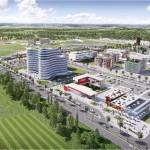Ghana Real Estate Developers - Wonda World Petronia City Project - Takoradi Ghana