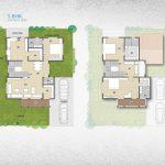 Paradise Estate in Ghana - Floor Plan House For sale