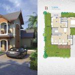 Paradise Estate in Ghana - Type B – 3BHK